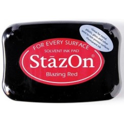 Staz On Blazing Red