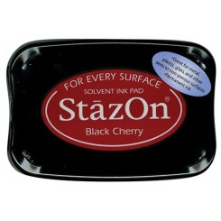 Staz On Black Cherry