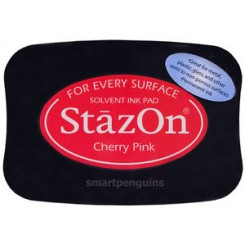 Staz On Cherry Pink