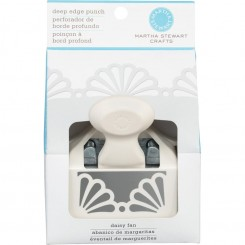 Troque Bordes Daisy Fan - Martha Stewart