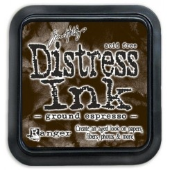 Distress Ground Espresso
