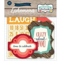"Ephemera ""The Story of Our Family Coll"""