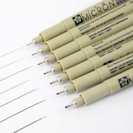 Pigma Micron 0,2 mm