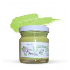 Olive Green - Amelie