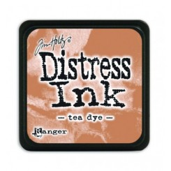 Mini Distress Tea Dye