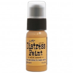 Distress Paint wild Honey