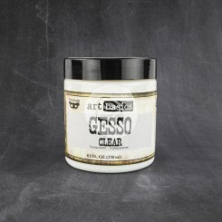 Art Basics Gesso Clear 8.5oz
